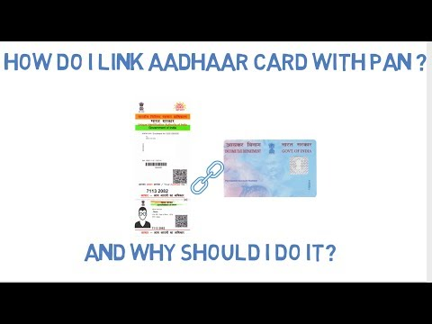 How to Link Aadhaar Card with PAN | How to Link Aadhaar Card to PAN