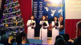 Tìm Chúa trong đêm Giáng Sinh
