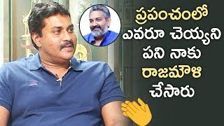 Sunil SUPERB Words about SS Rajamouli   Srikanth and Sunil Exclusive Interview   Telugu FilmNagar