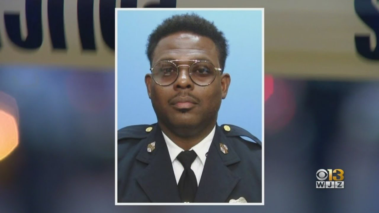 BPD Sgt. Isaac Carrington Shot In His Neighborhood, Remains On Life Support And In ICU