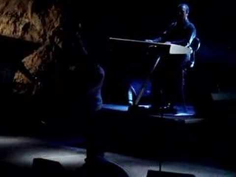 OMD- Athens live lykabettus theatre 1 june 2007