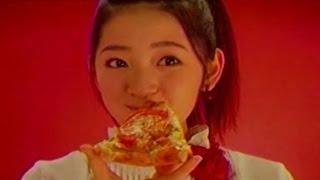 2009年ごろのピザーラ クラブハウスピザのCMです。鈴木愛理さんが出演さ...