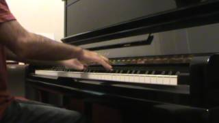 Coco-Jumbo/Turn Me On/Whenever, Wherever - Mr President/Kevin Lyttle/Shakira (piano covers)