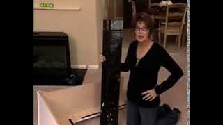 How To Makeover Your Home Using A Fireplace Mantel And Electric Fireplace (pbs) - Part 2