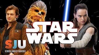Disney Admits There's Too Much Star Wars - SJU