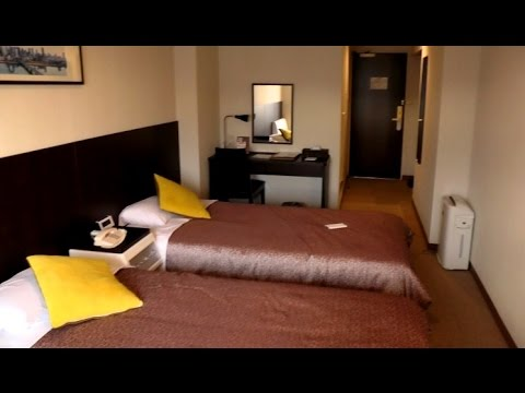 Hotel OSAKA PLAZA - Japan - room, reception, restaurant, booking, view, sightseeing