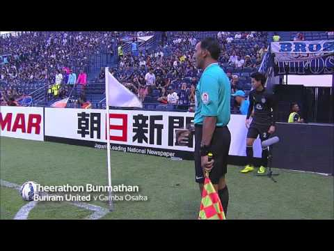 TOP TEN GOALS: AFC Champions League 2015