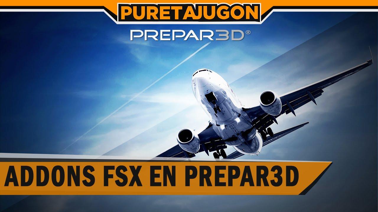 prepar3d v3 gratuit
