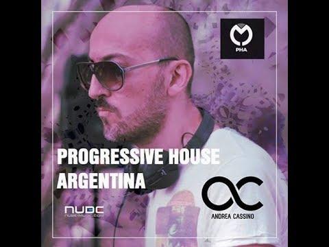 Andrea Cassino@ Progressive House Argentina (Septiembre 2017)