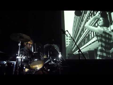 Public Service Broadcasting - The Now Generation  - Liverpool Sound City - Saturday 3rd May 2014   N