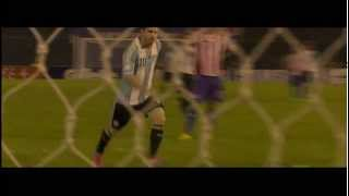 Paraguay vs Argentina (2-5) All Goals Highlights 11/09/2013
