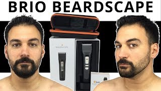 Beard Trimming - Brio Beardscape Trimmer Review