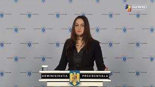 Dobrovolschi: Preşedintele României nu face niciodată presiuni