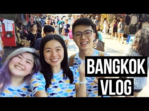 WHAT HAPPENED IN BANGKOK // TRAVEL VLOG