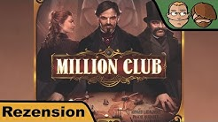 Million Club - Brettspiel - Review