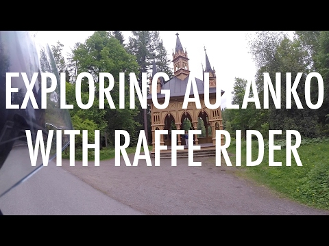 Aulanko National Park | Motorcycle adventure w/ Raffe Rider