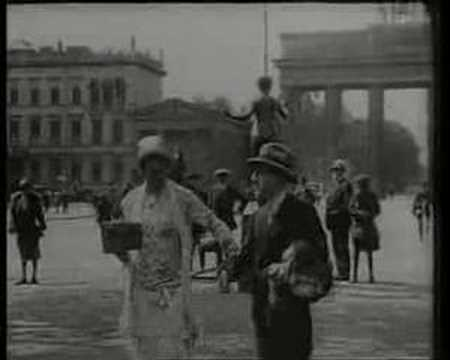 Berlin in the 20s