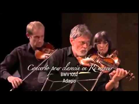 Bach Harpsichord Concerto D minor BWV 1052 Jordi Savall