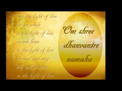 "Deva Premal & Miten with Manose ""In the light of love"""