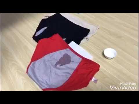 Celana dalam anti bocor cocok sedang haid/mens