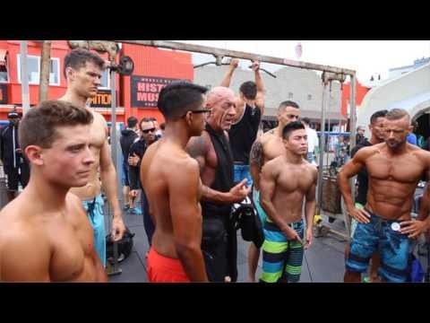 KVLA - Muscle Beach - Memorial Day 2017