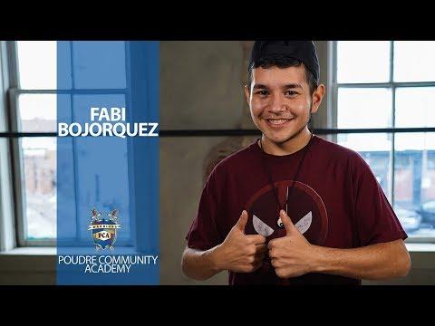 Grads at a Glance: Fabi Bojorquez, Poudre Community Academy