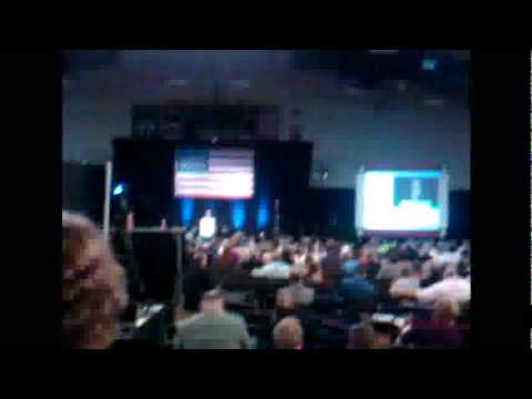 Republican Candidate For Governor Paul LePage 2010 Maine GOP Convention Speech