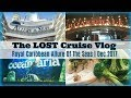 The LOST Cruse Vlog! | Royal Caribbean Allure of the Seas | Parade, Shows, Food, and more.