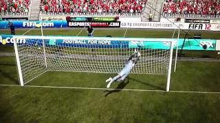 FIFA 12  'Be A Goalkeeper' By DZ...
