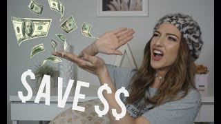 WAYS TO SAVE $$ THIS HOLIDAY YO | ALISON HENRY