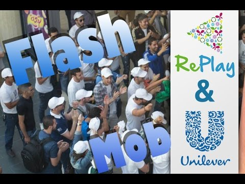 The Flash Mob by RePlay in Algiers