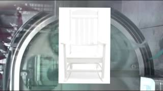 Presidential Outdoor Polywood Rocking Chair
