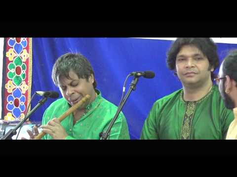 North and South Indian Flute Jugalbandhi - Malkauns (Hindolam) Raga