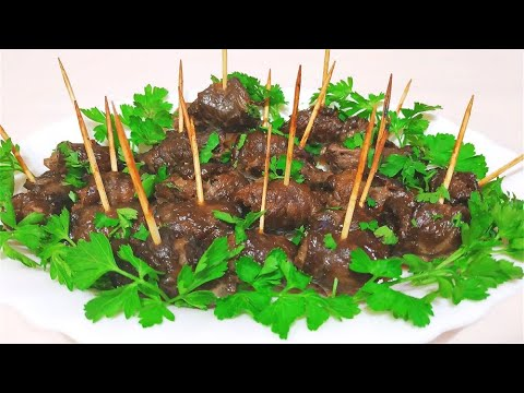 Канапе-рулетики из мяса с ананасом. Просто и вкусно!