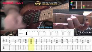GUMM_104 Osem rôznych rytmov v jednom akordovom slede