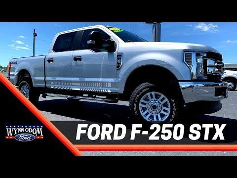 🚨 NEW 2019 Ford F-250 STX Ingot Silver | Wynn Odom Ford