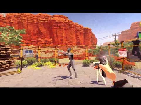 Zombie Slaying - Multiplayer Arizona Sunshine at Ctrl V Guelph