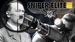 ONE BALL HITLER | Sniper Elite 3 - Part 3