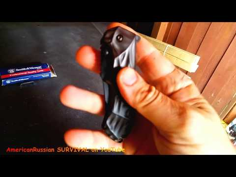 S&W 'BlackOps' Knife, Great Quality, Low Price
