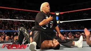 Too Cool & Rikishi vs. 3MB: Raw, Jan. 6, 2014