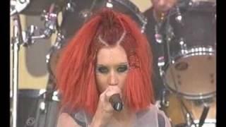 Линда Цепи и кольца Live 8