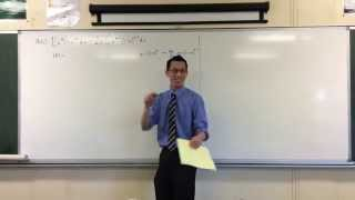 Determining Algebraic Recurrence Relation