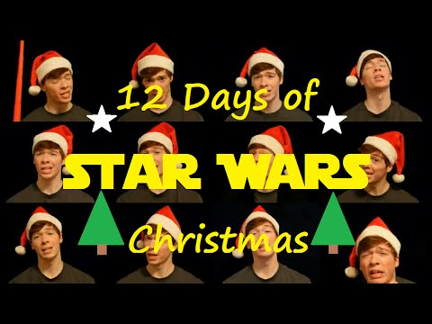 Star Wars 12 Days of Christmas