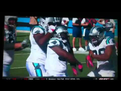 Mike Tolbert Does Gangnam Style