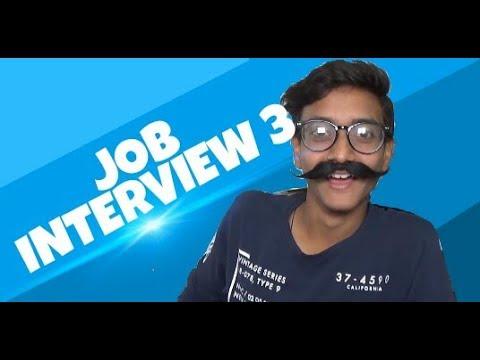 Job Interview 3 | Himanshu Ki Comedy