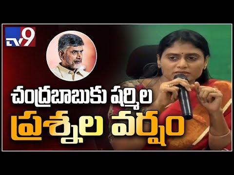 No doubt YS Jagan will become AP CM -  YS Sharmila - TV9