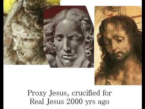 2301(3)Crucified Jesus was a Proxy処刑されたイエスは替え玉った説byはやし浩司Hiroshi Hayashi, Japan