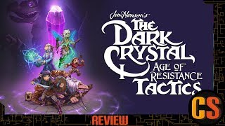 DARK CRYSTAL: AGE OF RESISTANCE TACTICS - PS4 REVIEW (Video Game Video Review)