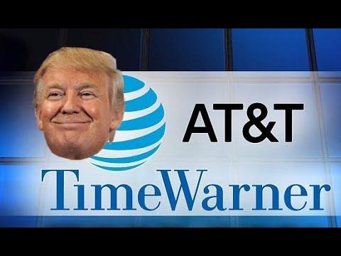 ATT&T Time Warner Mega Merger: Department of Justice Sues To Stop & Media Misleads!