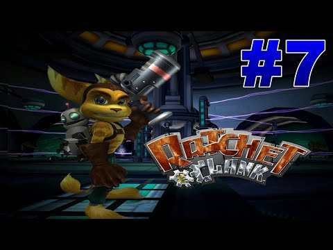Ratchet And Clank Walkthrough (HD Collection) Part 7 Planet Umbris